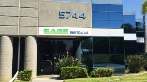Sage Analytical Lab Office